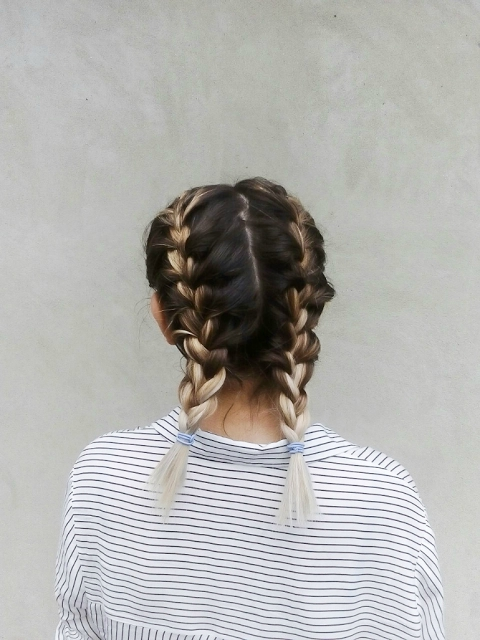5 Ways To Style Short Hair | Beauty | Hairstyles And Hair With Brunette Macrame Braid Hairstyles (View 3 of 25)