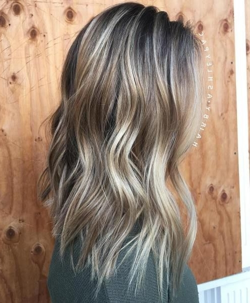 50 Blonde Hair Color Ideas For The Current Season | Hairstyles In Dishwater Waves Blonde Hairstyles (View 21 of 25)
