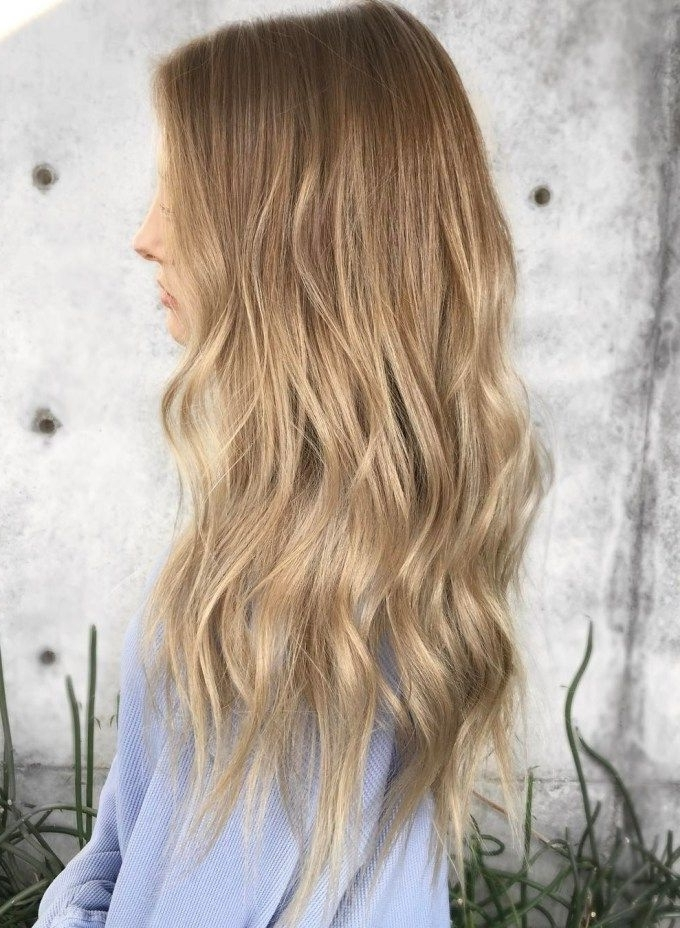 Top 25 Of Subtle Brown Blonde Ombre Hairstyles
