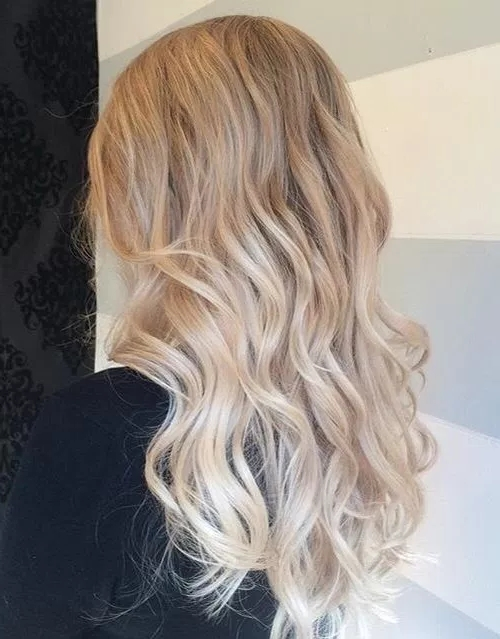 50 Current Blonde Hair Color Inspirations - Page 45 Of 49 - Fallbrook247 regarding Bodacious Blonde Waves Blonde Hairstyles
