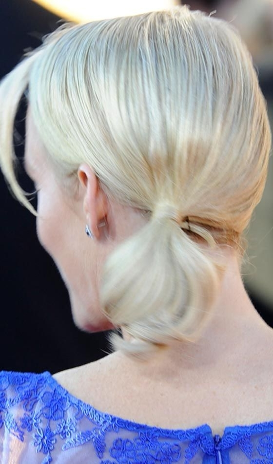 50 Fabulous Bridal Hairstyles For Short Hair In 2018 | Bridal Throughout Fabulous Bridal Pony Hairstyles (View 16 of 25)