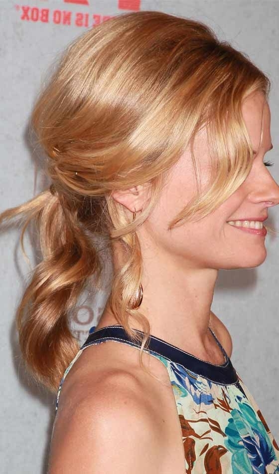 50 Fabulous Bridal Hairstyles For Short Hair | Pinterest | Bridal Intended For Fabulous Bridal Pony Hairstyles (View 20 of 25)