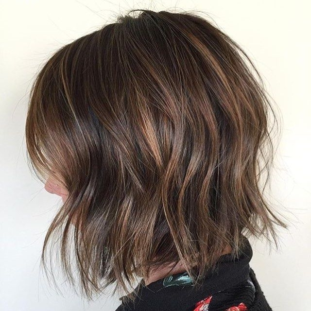 50 Hottest Balayage Hairstyles For Short Hair – Balayage Hair Color Intended For Most Current Shaggy Pixie Hairstyles With Balayage Highlights (View 4 of 25)