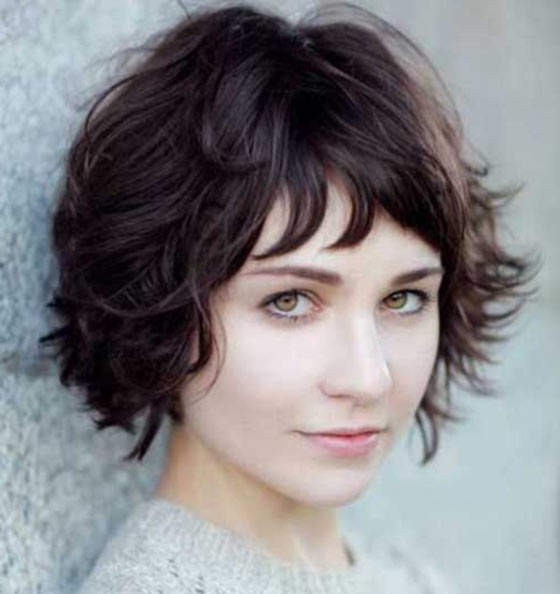 50 Layered Hairstyles With Bangs Throughout Most Current Brunette Pixie Hairstyles With Feathered Layers (View 14 of 25)