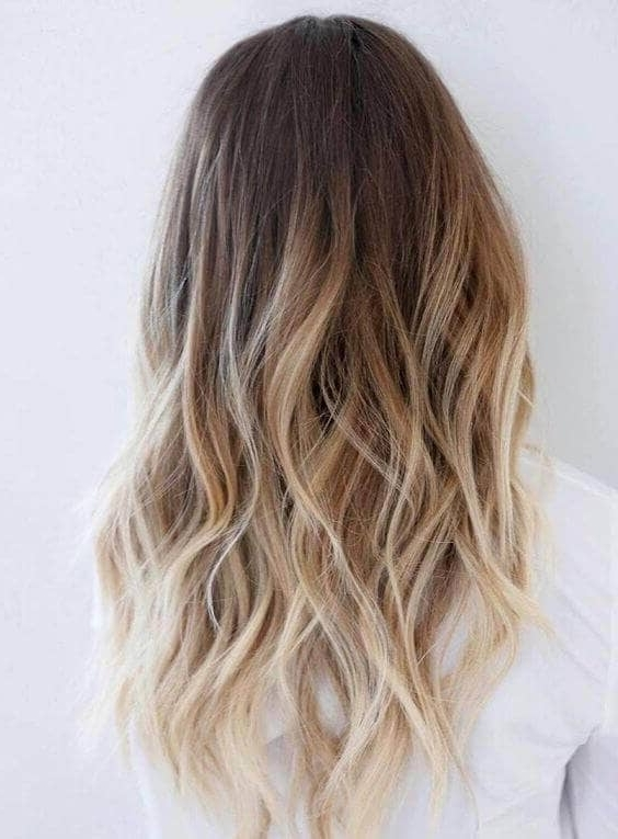 50 Proofs That Anyone Can Pull Off The Blond Ombre Hairstyle Pertaining To Subtle Blonde Ombre (View 12 of 25)