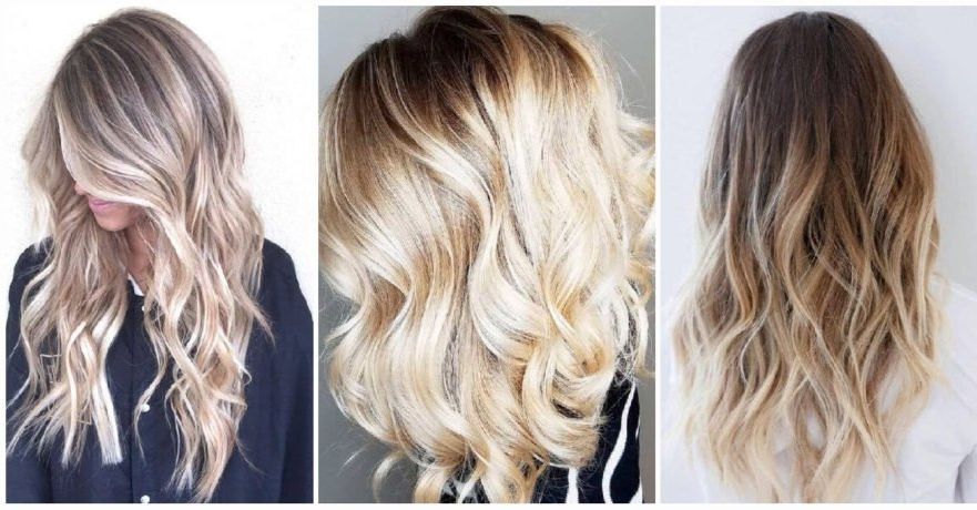 50 Proofs That Anyone Can Pull Off The Blond Ombre Hairstyle Pertaining To Tousled Shoulder Length Ombre Blonde Hairstyles (View 25 of 25)