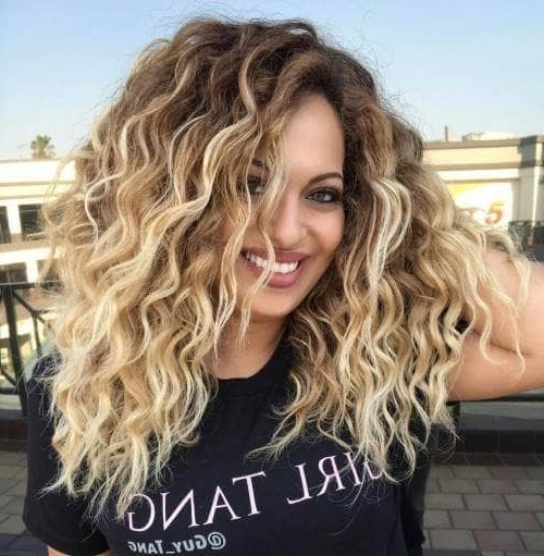 50 Proofs That Anyone Can Pull Off The Blond Ombre Hairstyle With Brown To Blonde Ombre Curls Hairstyles (View 7 of 25)