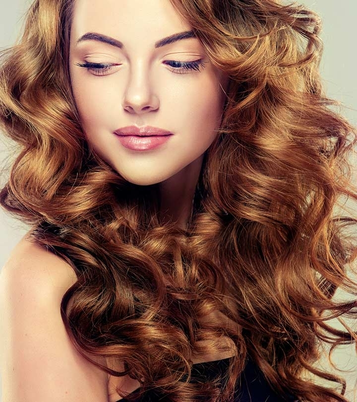 50 Top Hairstyles For Square Faces Within Poofy Pony Hairstyles With Face Framing Strands (View 8 of 25)