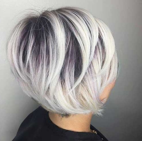 50 Unforgettable Ash Blonde Hairstyles To Inspire You Pertaining To Platinum Highlights Blonde Hairstyles (View 10 of 25)