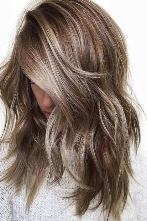 50 Unforgettable Ash Blonde Hairstyles To Inspire You Throughout Feathered Ash Blonde Hairstyles (View 10 of 25)