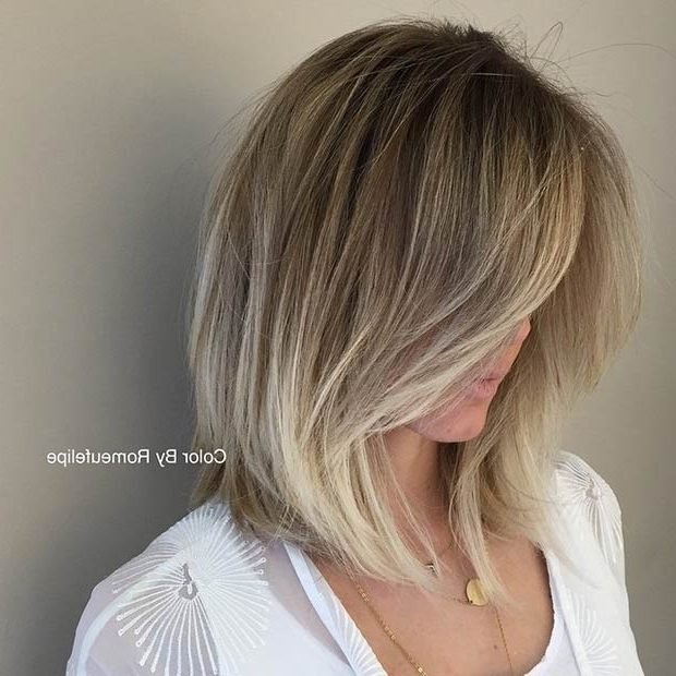 51 Trendy Bob Haircuts To Inspire Your Next Cut | Page 4 Of 5 | Stayglam Regarding Messy Blonde Lob With Lowlights (View 4 of 25)