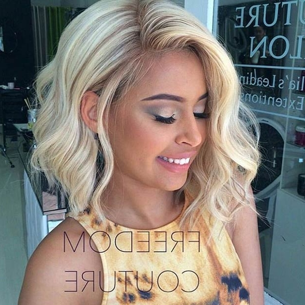 51 Trendy Bob Haircuts To Inspire Your Next Cut | Stayglam Within Trendy Angled Blonde Haircuts (View 20 of 25)