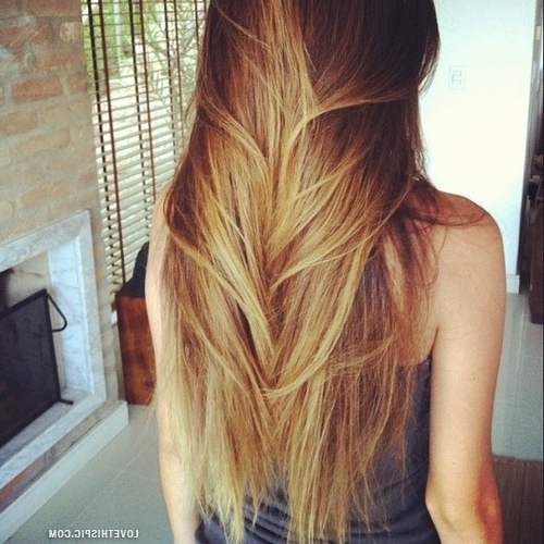 54 Must See Looks For Dirty Blonde Hair | Hairstylo In Dirty Blonde Balayage Babylights Hairstyles (View 13 of 25)