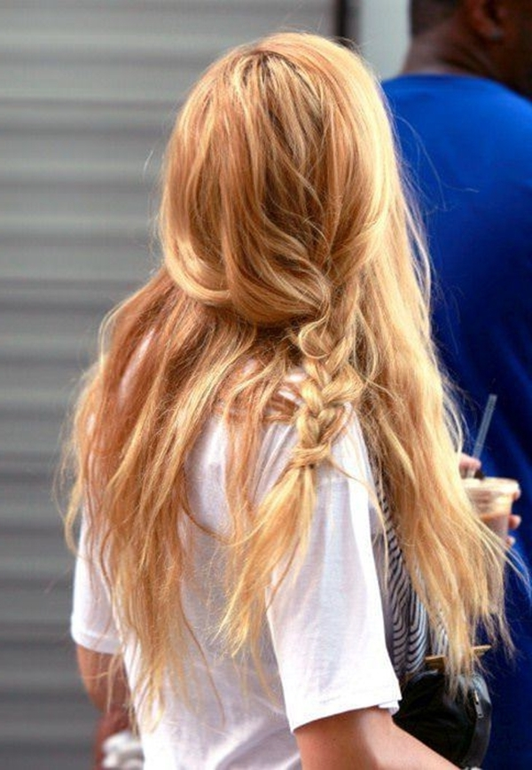 55 Of The Most Attractive Strawberry Blonde Hairstyles Intended For All Over Cool Blonde Hairstyles (View 19 of 25)