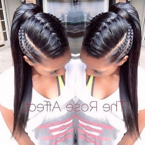 575 Best All Things Hair!!! Images On Pinterest | Colourful Hair With Regard To Botticelli Ponytail Hairstyles (View 18 of 25)