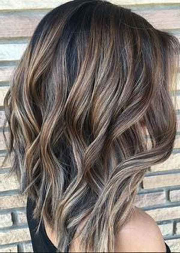 58 Of The Most Stunning Highlights For Brown Hair Within Blonde Hairstyles With Platinum Babylights (View 20 of 25)