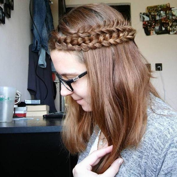 58 Stunning And Inspiring Dutch Braid Hairstyles That You Will Love Pertaining To Braided Along The Way Hairstyles (View 10 of 25)