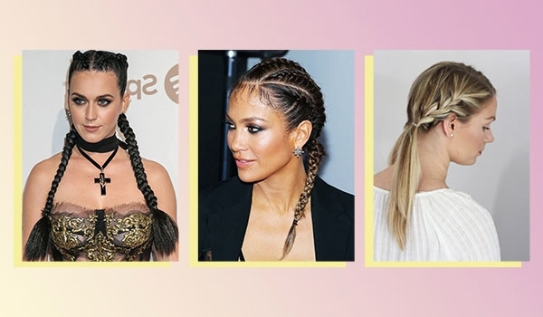 6 Double Braid Hairstyles | Bebeautiful Within Double Braided Hairstyles (View 18 of 25)