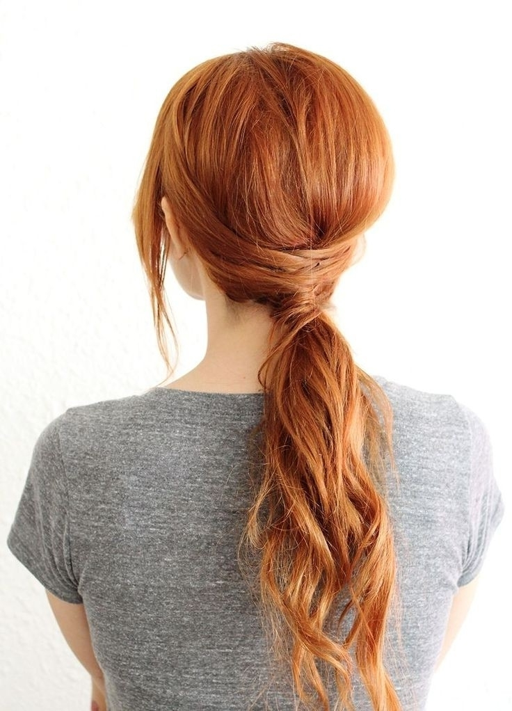 60 Best Hairstyles For 2018 – Trendy Hair Cuts For Women Regarding Curly Pony Hairstyles For Ultra Long Hair (View 21 of 25)