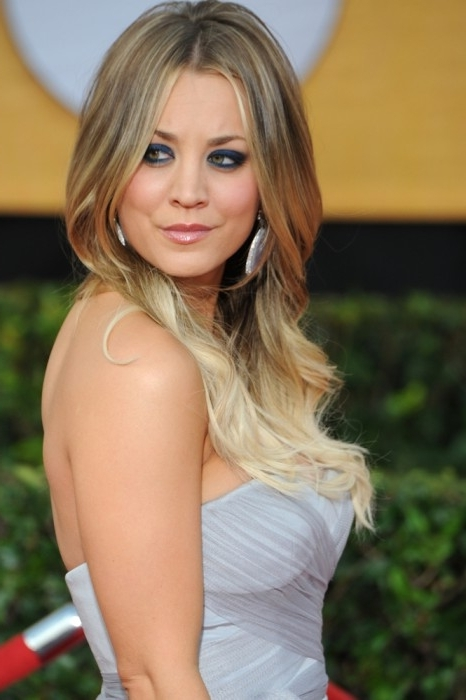 60 Best Ombre Hair Color Ideas 2015 | Hairstyles Update Within Dishwater Blonde Hairstyles With Face Frame (View 7 of 25)