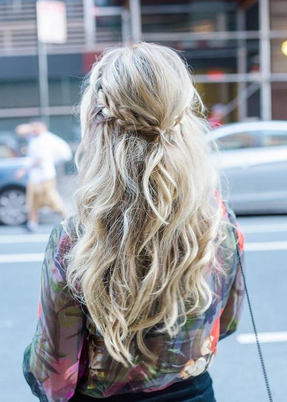 60 Cute Boho Hairstyles For Short, Long, Medium Length Hair Regarding Braided Boho Locks Pony Hairstyles (View 8 of 25)
