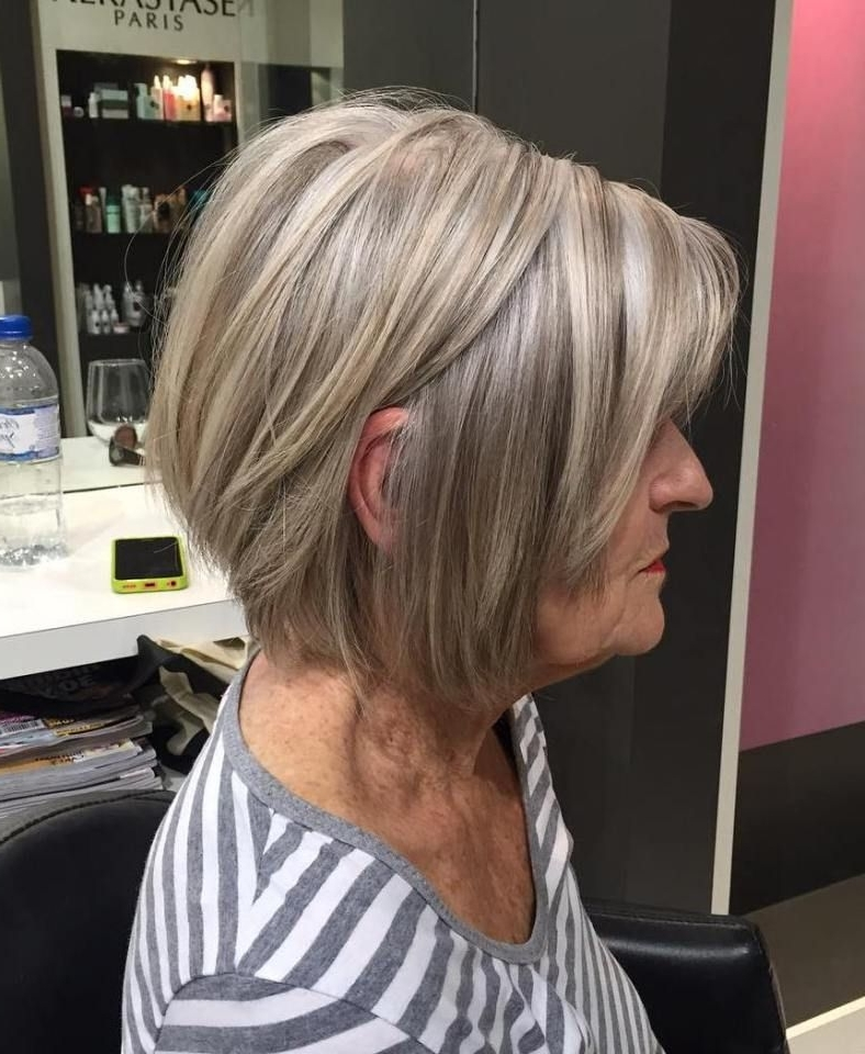 60 Gorgeous Gray Hair Styles | Grey Beauty | Pinterest | Blonde Regarding Most Popular Pastel And Ash Pixie Hairstyles With Fused Layers (View 7 of 25)