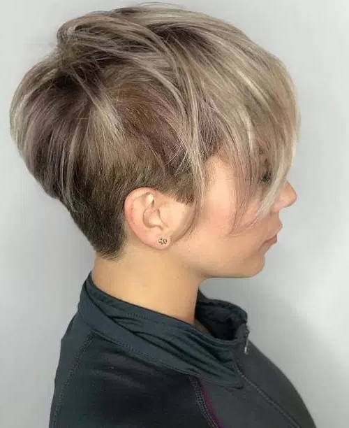 60 Great Short Choppy Cuts | Page 25 Inside Current Uneven Undercut Pixie Hairstyles (View 20 of 25)