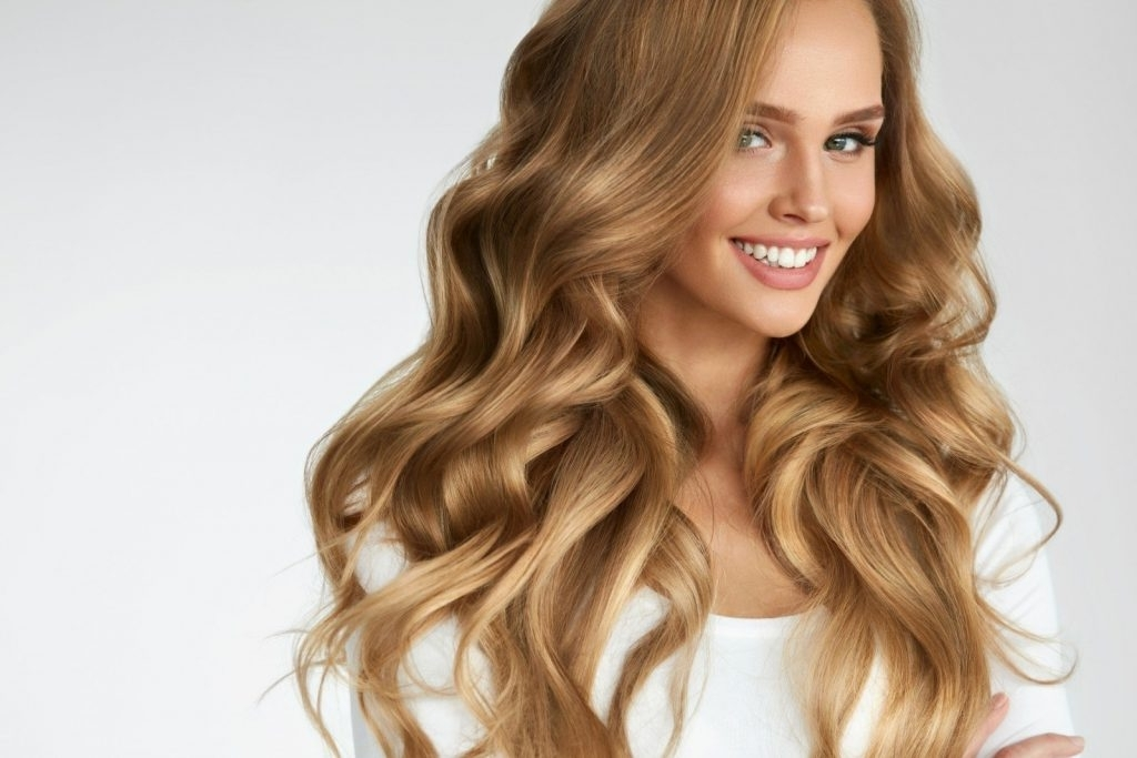 60 Hottest Blonde Hair Colors For 2018 – Try These Trends With Butterscotch Blonde Hairstyles (View 11 of 25)