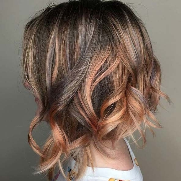 60 Incredible Inverted Bob Haircuts For Women | Hairstyles Throughout Multi Tonal Golden Bob Blonde Hairstyles (View 3 of 25)
