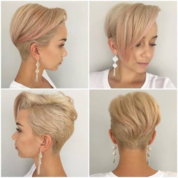 66 Pixie Cuts For Thick/thin Hair – Style Easily Regarding Latest Two Tone Pixie Hairstyles (View 10 of 25)