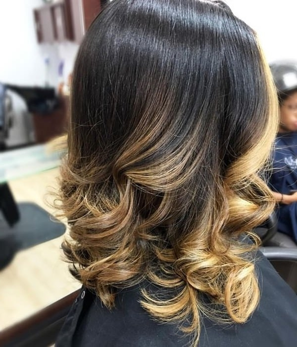 69 Of The Best Blonde Balayage Hair Ideas For You – Style Easily In Balayage Blonde Hairstyles With Layered Ends (View 19 of 25)