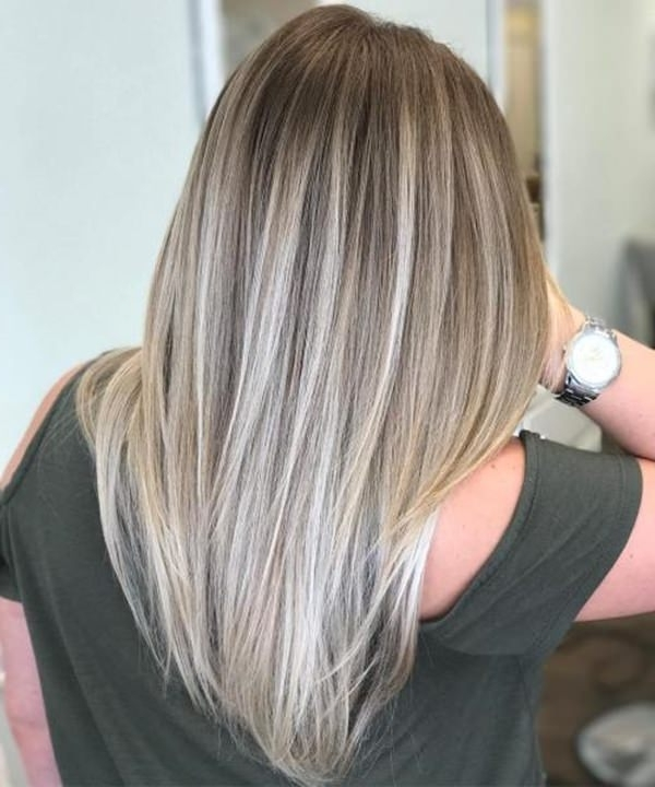 69 Of The Best Blonde Balayage Hair Ideas For You – Style Easily Inside Medium Blonde Balayage Hairstyles (View 19 of 25)