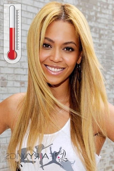 7 Best Blonde Hairstylesbeyonce – Hairstylecamp Pertaining To All Over Cool Blonde Hairstyles (View 14 of 25)