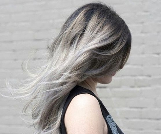 7 Gorgeous Ways To Wear Ash Blonde Hair In Light Ash Locks Blonde Hairstyles (Gallery 14 of 25)