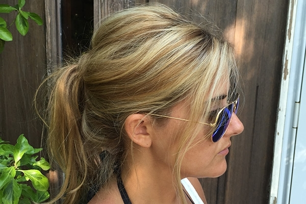 7 Tips On How To Do The Perfect Messy Ponytail – Gurl | Gurl With Regard To Messy Ponytail Hairstyles (View 11 of 25)
