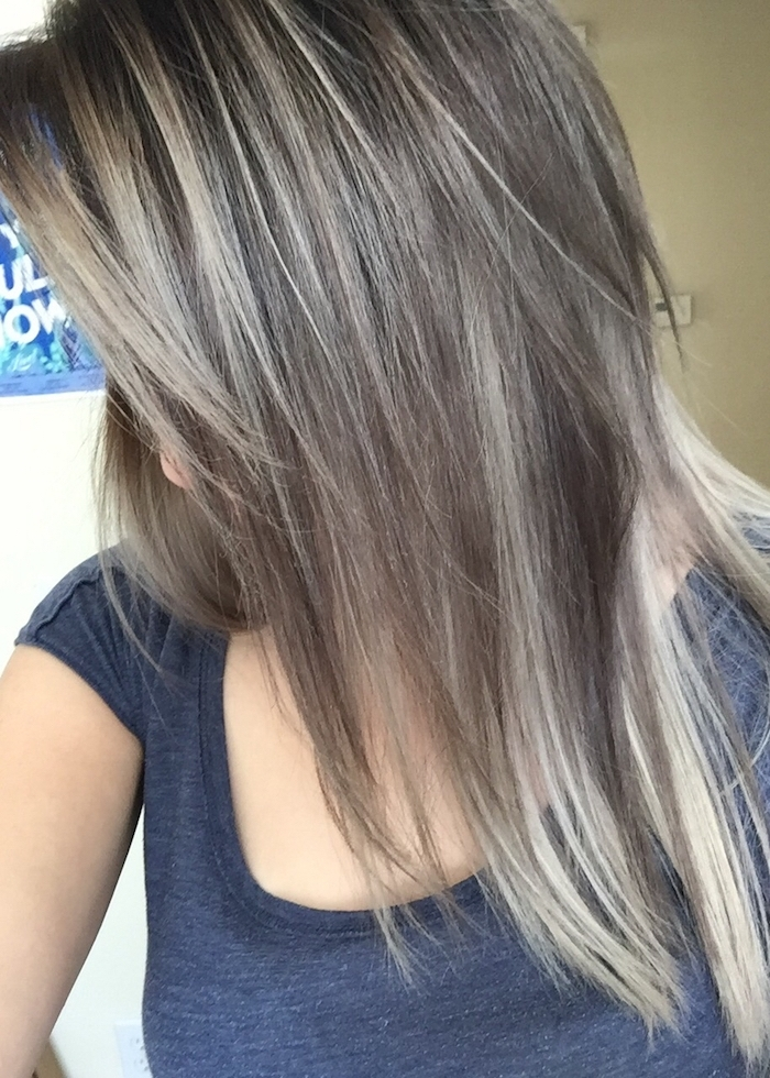70 + Awesome Styles For Brown Hair With Blonde Highlights Or With Regard To Blonde Hairstyles With Platinum Babylights (View 20 of 25)