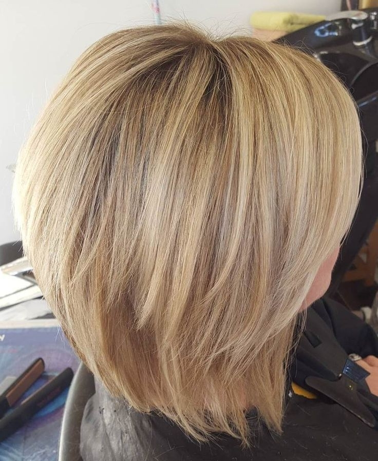 70 Fabulous Choppy Bob Hairstyles | Hair | Pinterest | Haircuts In Shaggy Chin Length Blonde Bob Hairstyles (View 2 of 25)