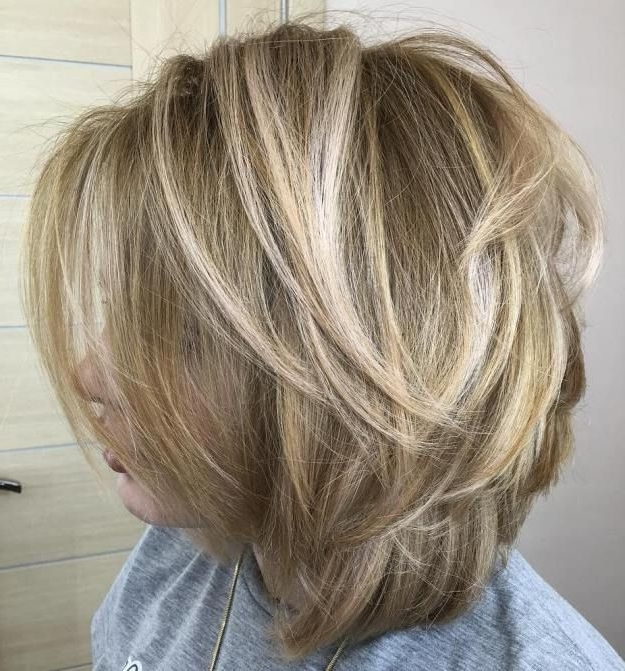 70 Fabulous Choppy Bob Hairstyles | Hair Time | Pinterest | Platinum With Regard To Platinum Highlights Blonde Hairstyles (Gallery 22 of 25)
