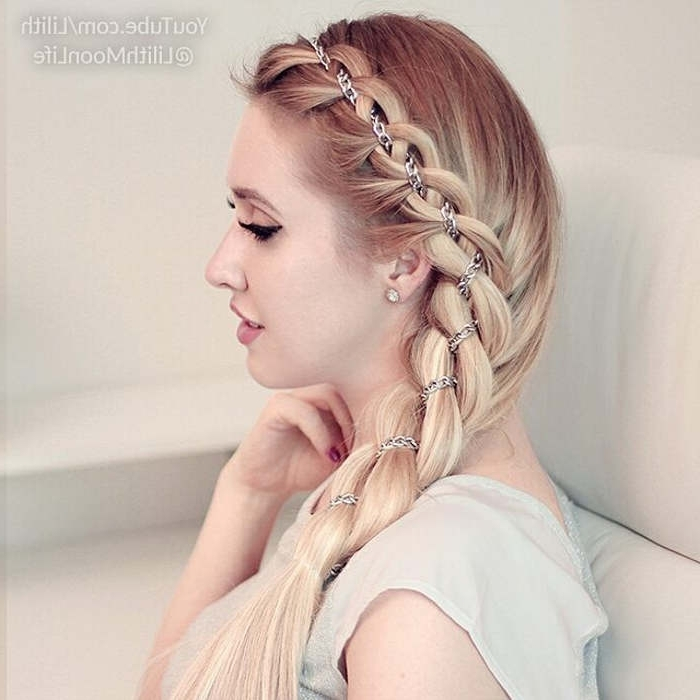 70 Inventive Braids / Braided Hairstyles For Women And Men Pertaining To Macrame Braid Hairstyles (View 21 of 25)