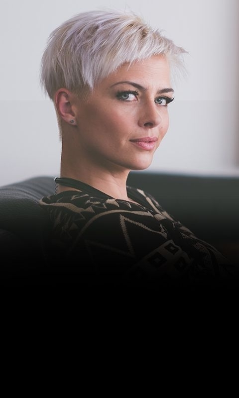 70 Short Shaggy, Spiky, Edgy Pixie Cuts And Hairstyles | Blond Long Regarding Best And Newest Long Voluminous Pixie Hairstyles (Gallery 8 of 25)