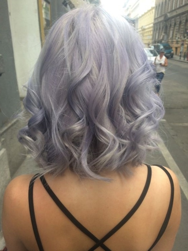78 Grey Hairstyles To Try For A Hot New Look Regarding Recent Reverse Gray Ombre Pixie Hairstyles For Short Hair (View 21 of 25)