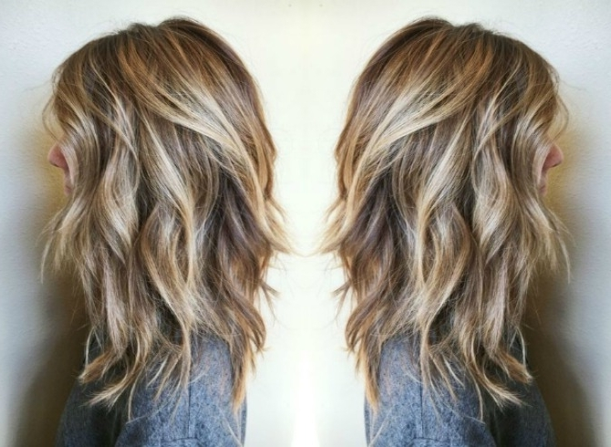 8 Blonde Balayage Hairstyles Every Girl Needs To Try | Style Elixir For Cool Dirty Blonde Balayage Hairstyles (Gallery 3 of 25)