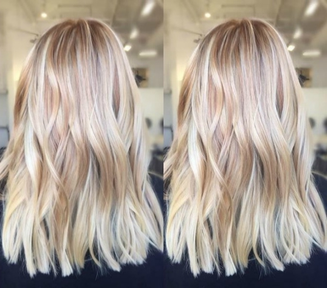8 Blonde Balayage Hairstyles Every Girl Needs To Try | Style Elixir Intended For Golden Blonde Balayage Hairstyles (Gallery 19 of 25)
