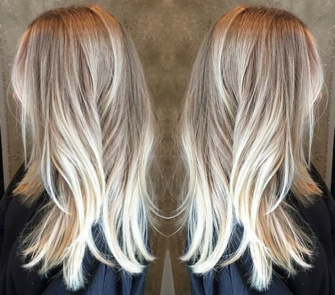 8 Blonde Balayage Hairstyles Every Girl Needs To Try | Style Elixir Intended For Golden Blonde Balayage Hairstyles (Gallery 15 of 25)