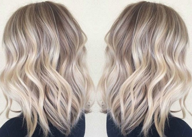 8 Blonde Balayage Hairstyles Every Girl Needs To Try | Style Elixir Intended For Ice Blonde Lob Hairstyles (View 19 of 25)