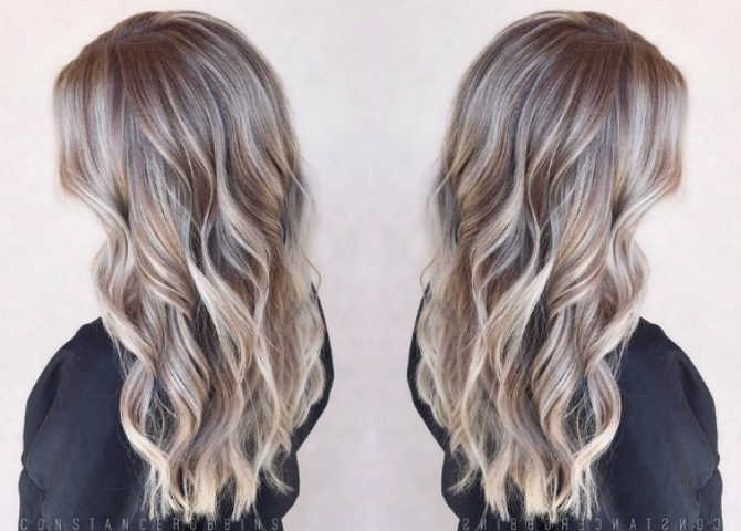 8 Blonde Balayage Hairstyles Every Girl Needs To Try | Style Elixir Throughout Dark Blonde Hairstyles With Icy Streaks (View 7 of 25)