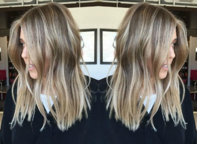 8 Blonde Balayage Hairstyles Every Girl Needs To Try | Style Elixir With Dirty Blonde Balayage Babylights Hairstyles (View 14 of 25)