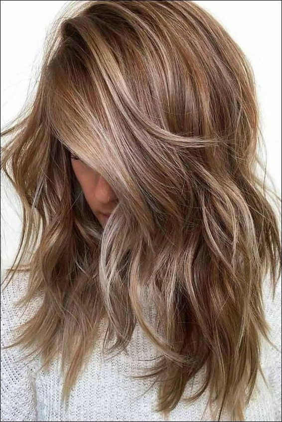 8 Different Shades Of Golden Blonde Hair Color Ideas – Golden Blonde With Medium Honey Hued Blonde Hairstyles (Gallery 7 of 25)