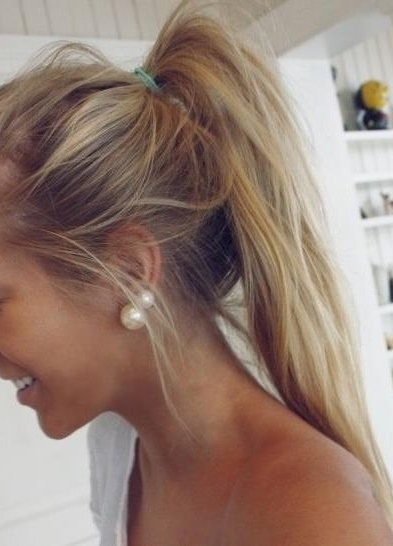 8 Hairstyles That Men Love | Real Men Chose Their Favs! | Valuable Intended For Long Blond Ponytail Hairstyles With Bump And Sparkling Clip (View 16 of 25)