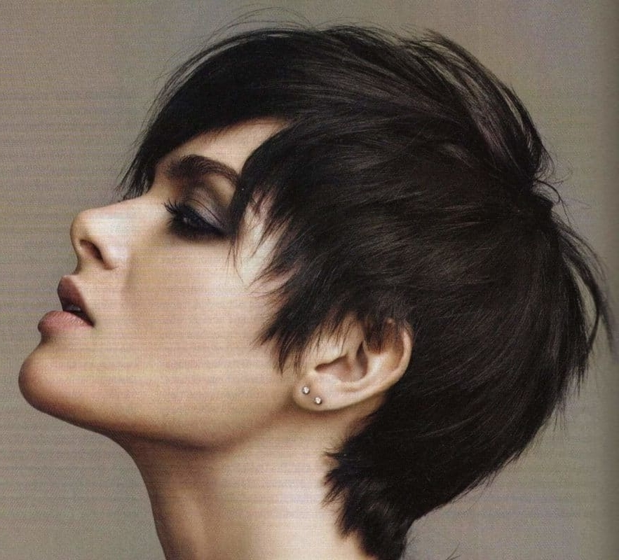 8 Reasons You Should Get A Pixie Haircut Pertaining To Latest Platinum Blonde Disheveled Pixie Hairstyles (Gallery 12 of 25)